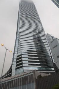 リッツカールトン102階でランチ