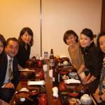 三弥子先生達との楽しかったアフター