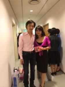 東儀秀樹さんのコンサート