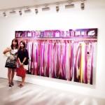 「絵画を抱きしめて」@ 銀座資生堂ギャラリー