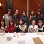 麗穂で雅子さん誕生会
