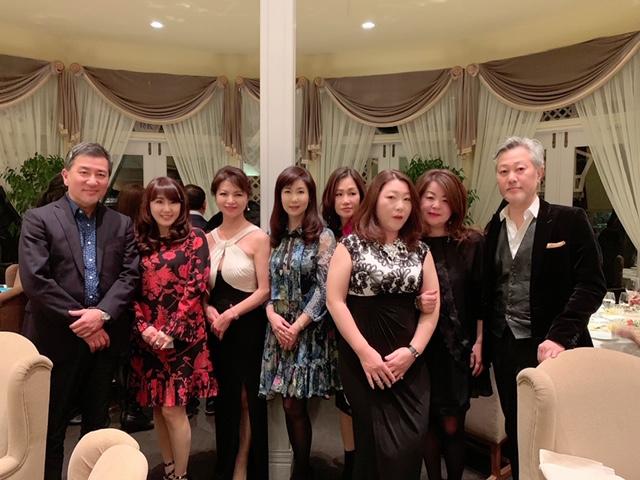 松浦シェフの誕生パーティー