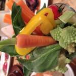 ベヂロカで新鮮なお野菜ー