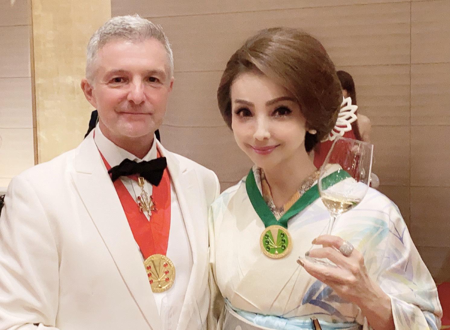 創設15周年シャンパーニュ騎士団日本支部「第10回GRAND CHAPITRE TOKYO2019」