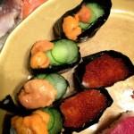 自宅de握り寿司!