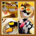 お寿司〜(^◇^)