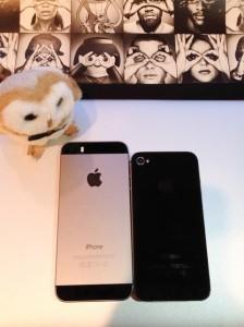 iPhone5s × docomo