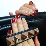 Valentino Rock Stud Nails ♡ ヴァレンティノ ロックスタッズ ネイル