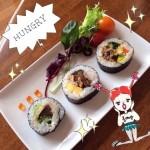 Fortune Sushi Roll ♡ 恵方巻き