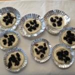 黒豆&黒ゴマきな粉パン