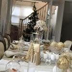 ル サロンブランのレッスンメニューをクリスマスのお料理に。。。。