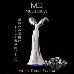 マルチドライブ美顔器(´∀`)