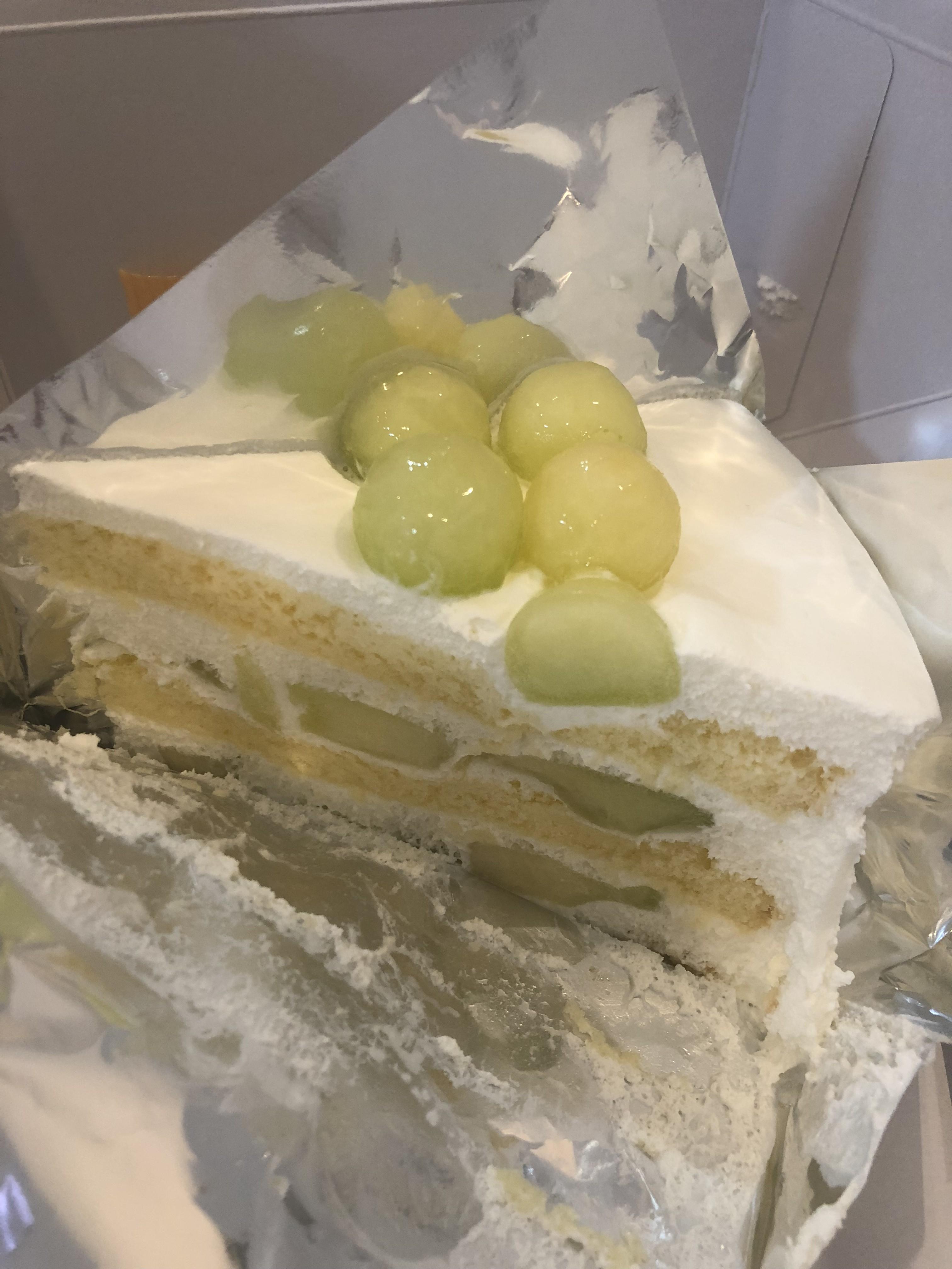 ハーブスのケーキ(*^ω^*)