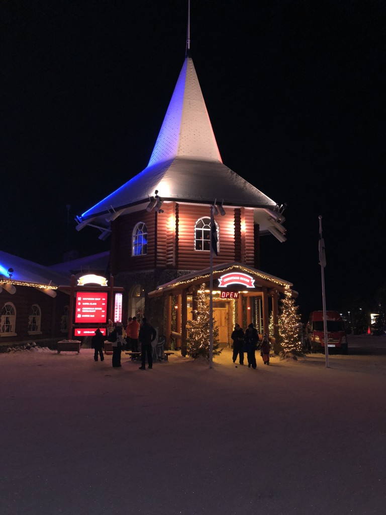 フィンランド旅行  PART10【サンタクロースに会いに!サンタ村編】