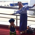 沖縄旅行 day1