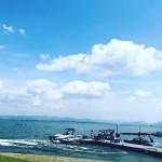 琵琶湖ウィンドサーフィン