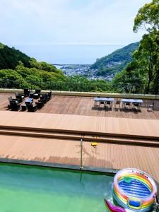 熱海の巨大別荘
