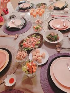 お家ご飯会