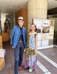 早稲田さんとお寿司ランチ