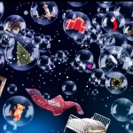 明日は大名古屋ビルヂングのクリスマス点灯式へ!
