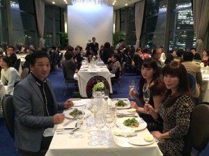 小久江 次郎エグゼクティブ シェフ☆50周年イベント