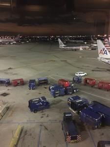 Chicago OHARE空港☆