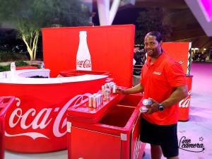 Coca-Cola無料配布@Las Vegas