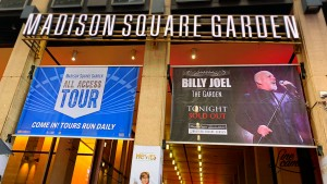 Billy joel@Madison square Garden