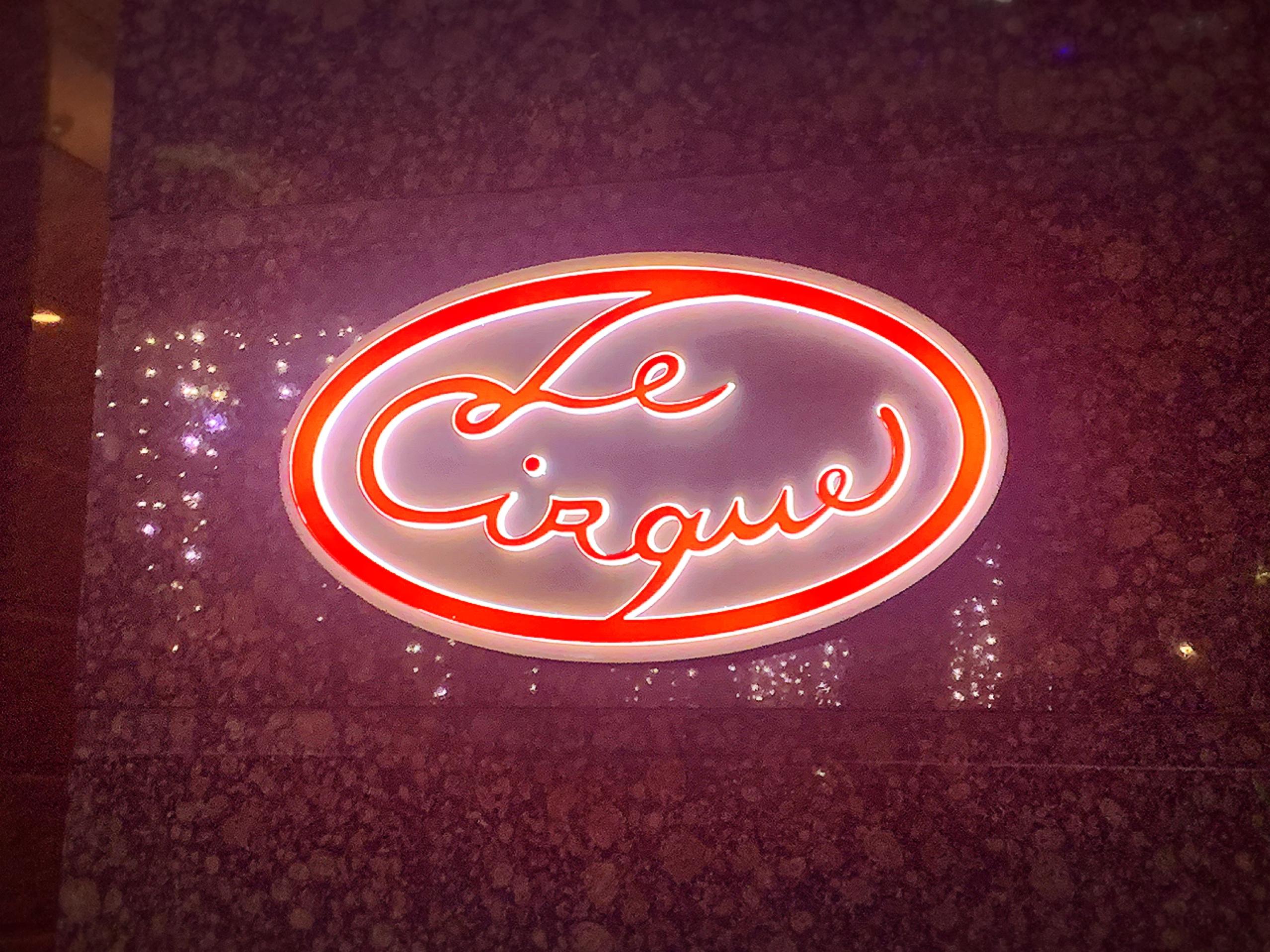 """""""Le Cirque""""@DUBAI"""