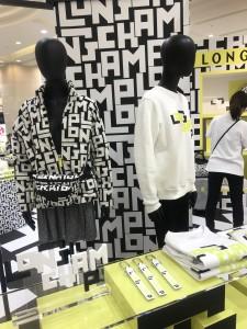LONGCHAMP ニューデザイン