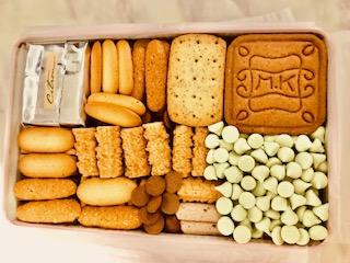 ☆紹介がないと購入できない日本最古の洋菓子屋さんのク ッキー☆