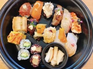 かわ村さんのお寿司
