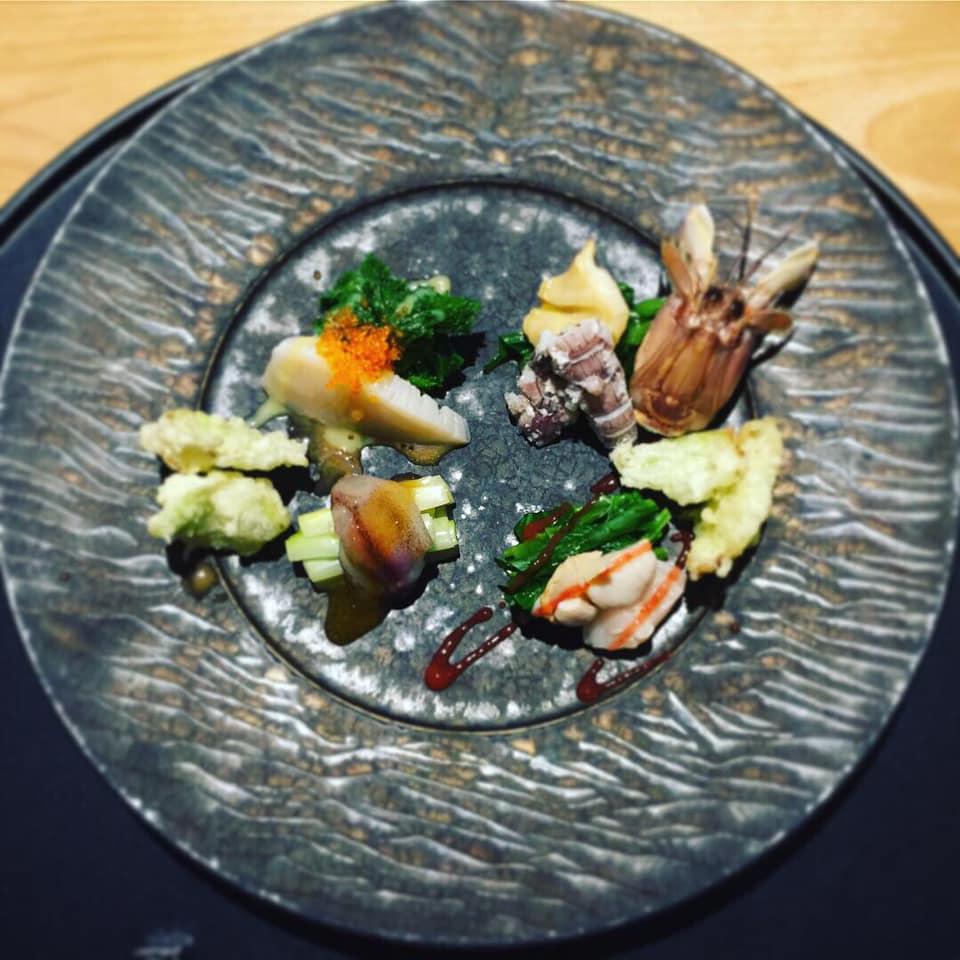 住所電話番号非公開・名古屋和食「旬膳わだ」の春のお料理