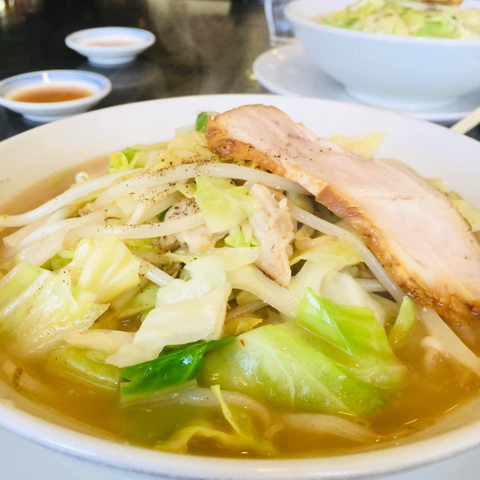 スープも大切だけど麺が絶品すぎるラーメン!中川区「達磨食堂」