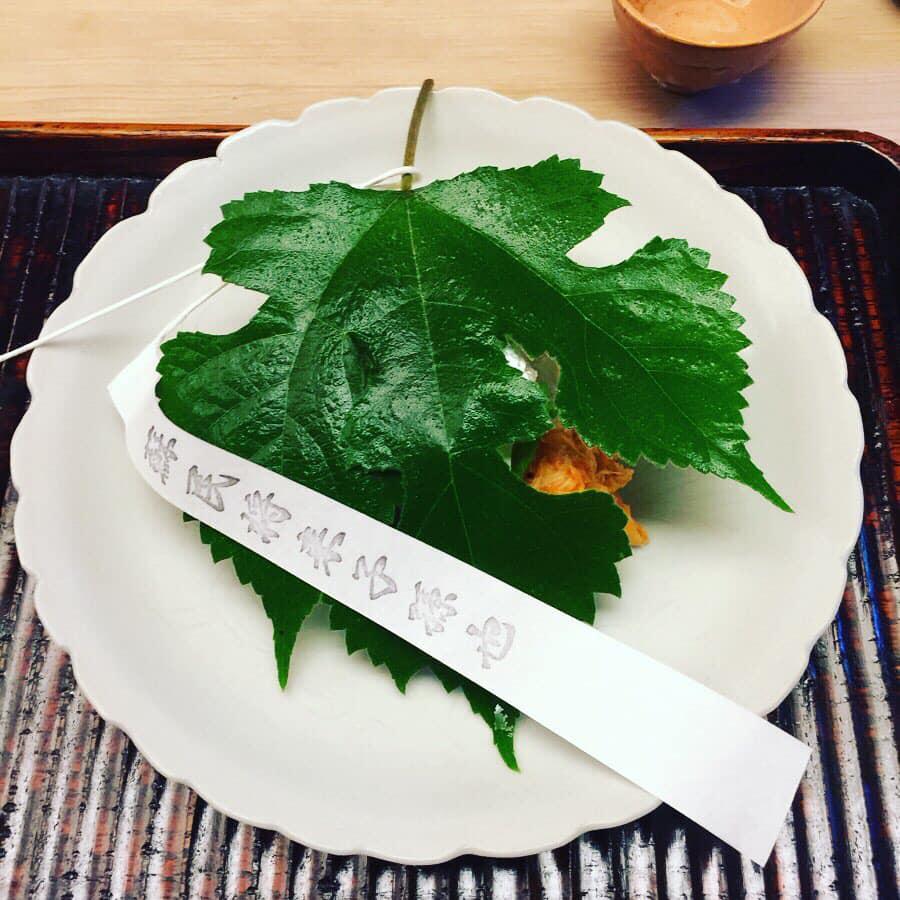 季節を視覚と聴覚と味覚と…すべてで味わえます!京都「緒方」