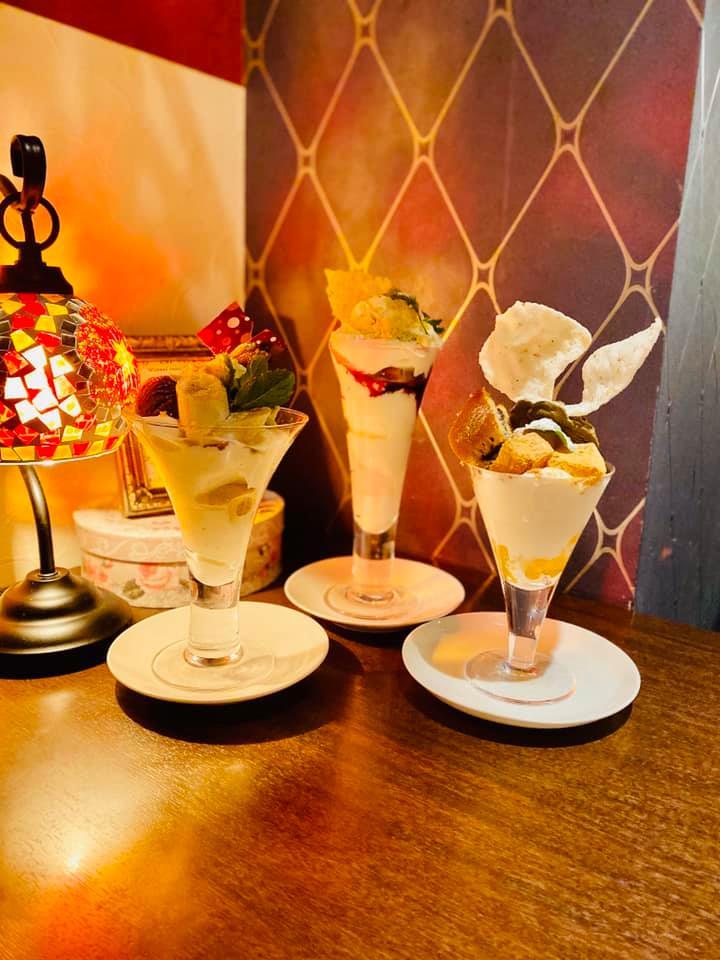 札幌では〆パフェが流行‼深夜のパフェ専門店「幸せのレシピスイート プラス」