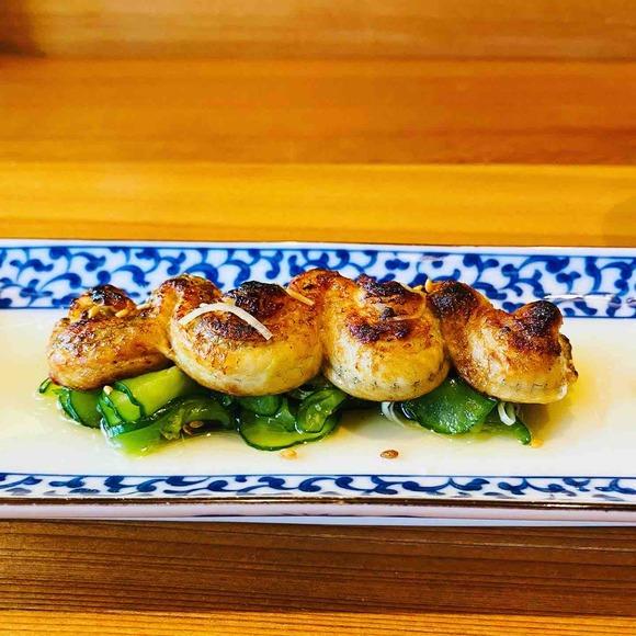 やっと来られたー、念願の夏の鰻シリーズの①静岡「瞬」