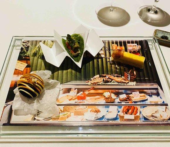 食べるアートすべてが芸術!ミシュラン二つ星永田町「サンパウ」