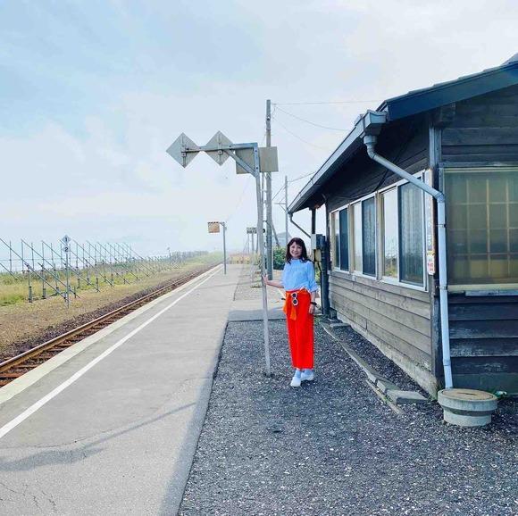 """夏の思い出「オホーツク海に一番近い駅」誰もいない""""北浜駅""""の夏"""