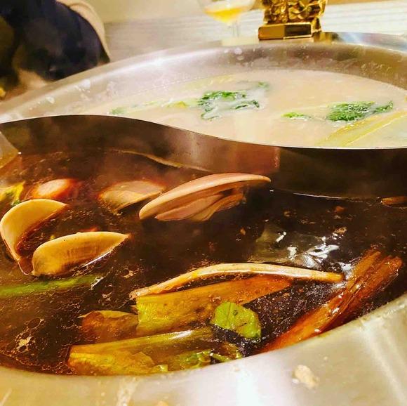 チャンスは年に1回だけよ「ジョーズキッチン」の火鍋!