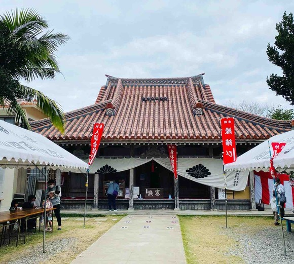 石垣島日記④日本最南端で御朱印がいただけます!桃林寺