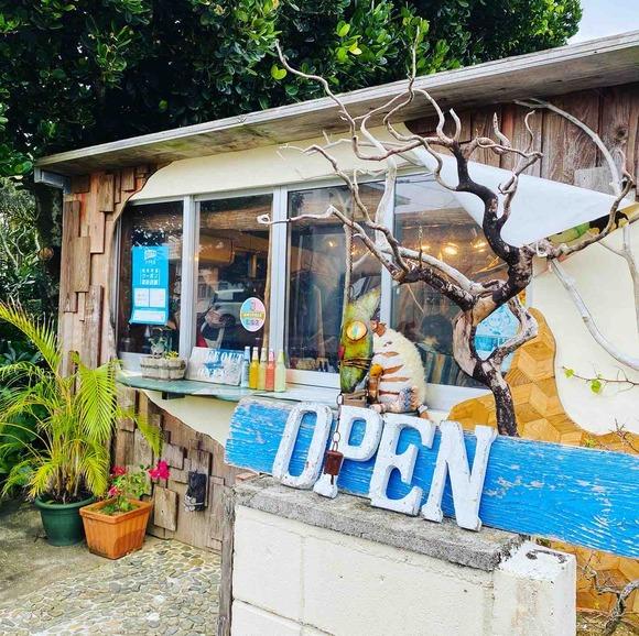 石垣島日記【最後は美味しいコーヒーで】ukA shop & Smoothies cafe
