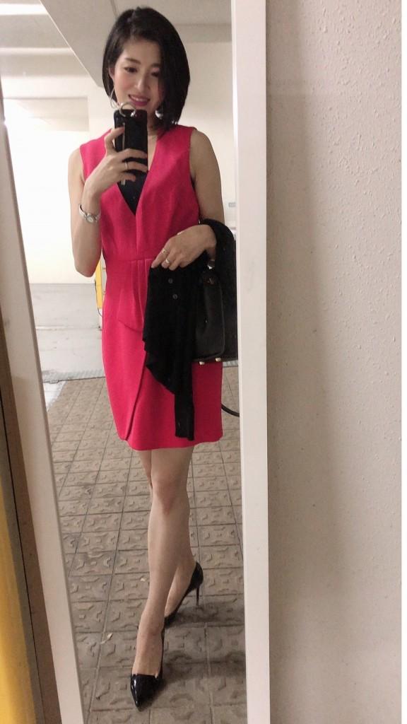 お出かけファッション