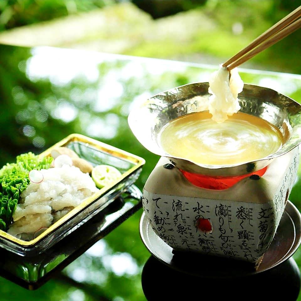 京都吉兆よりお取り寄せ料理のご案内