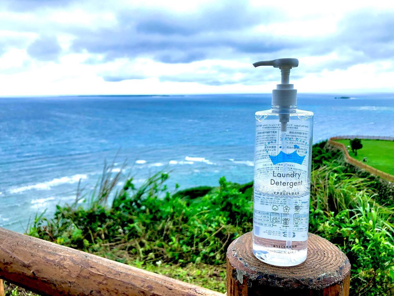 Save the Ocean(海を守る洗剤)
