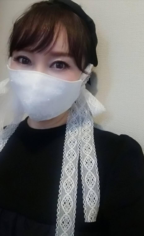 おりぼんマスク!