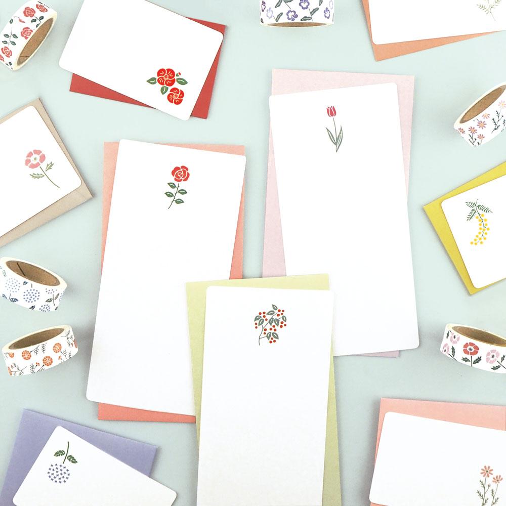 「文房具と紙しごとマルシェ」開催!
