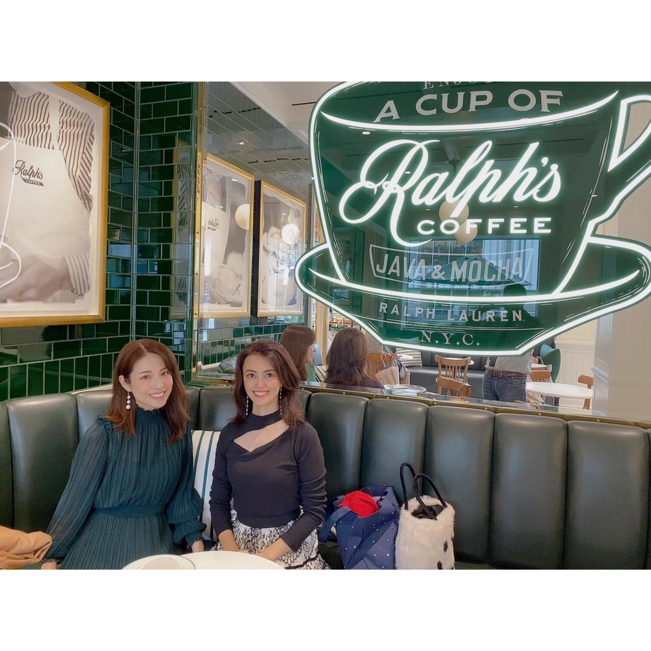 東海エリア初出店のラルフズコーヒーへ
