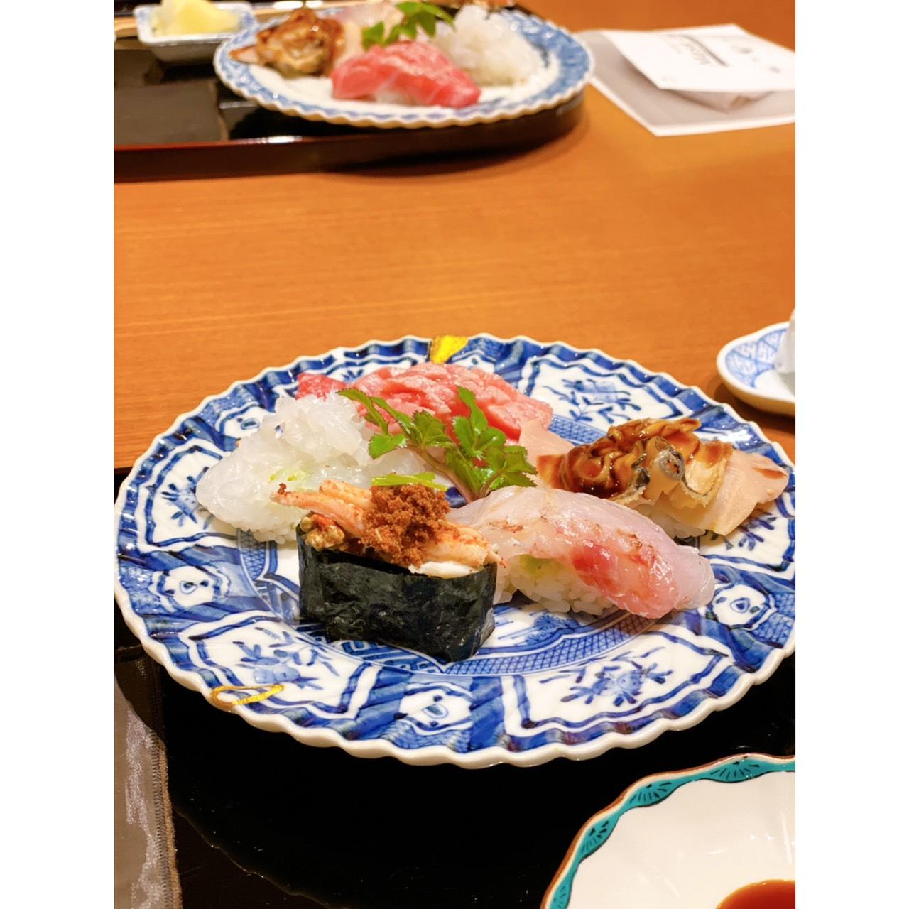 【小松弥助】さんのお寿司を食べに金沢へ〜♪