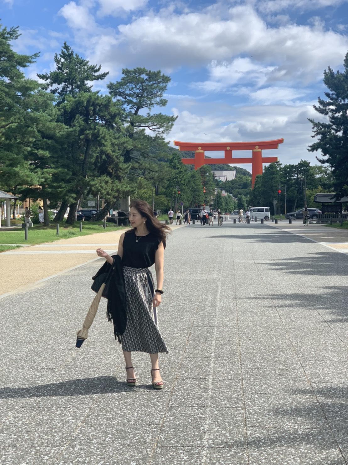 少し前の京都